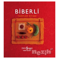 Biberli Tarifler Kitabı - Thumbnail