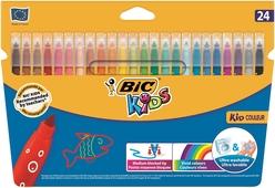 Bic Kids Couleur Keçeli Boya Kalemi 24 Renk 841800 - Thumbnail