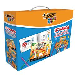 Bic Kids Geliştirici Boyama Seti 37 Parça - Thumbnail