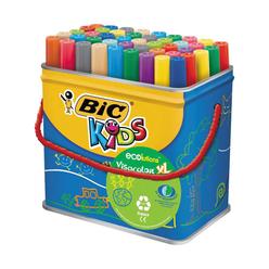 Bic Kids Visacolor XL Keçeli Boya Kalemi 48'li - Thumbnail