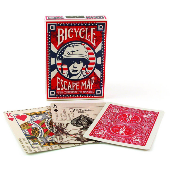 Bicycle Escape Map 1026623