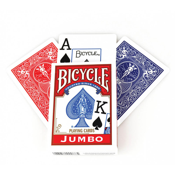 Bicycle Rider Back International Jumbo