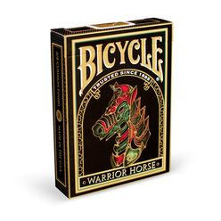 Bicycle Warrior Horse - Thumbnail
