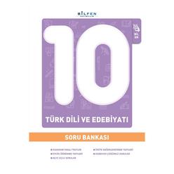 Bilfen 10. Sınıf Türk Dili ve Edebiyatı Soru Bankası - Thumbnail