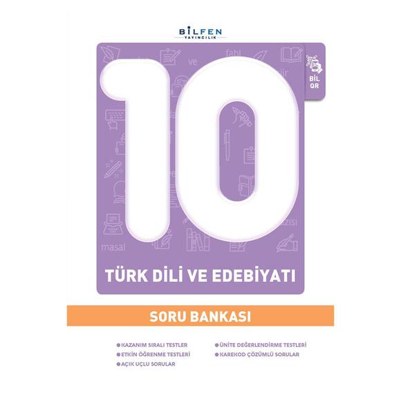 Bilfen 10. Sınıf Türk Dili ve Edebiyatı Soru Bankası