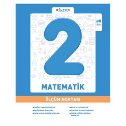Bilfen 2. Sınıf Matematik Ölçüm Noktası - Thumbnail