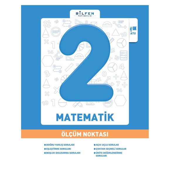 Bilfen 2. Sınıf Matematik Ölçüm Noktası