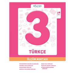 Bilfen 3. Sınıf Türkçe Ölçüm Noktası - Thumbnail