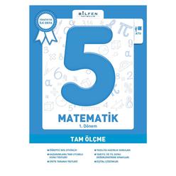 Bilfen 5. Sınıf Matematik Tam Ölçme - Thumbnail