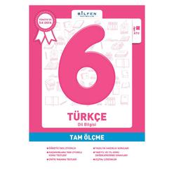 Bilfen 6. Sınıf Türkçe Tam Ölçme - Thumbnail