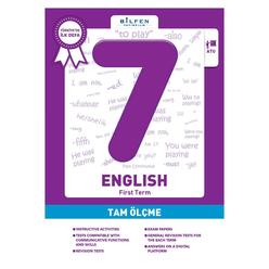 Bilfen 7. Sınıf İngilizce Tam Ölçme - Thumbnail