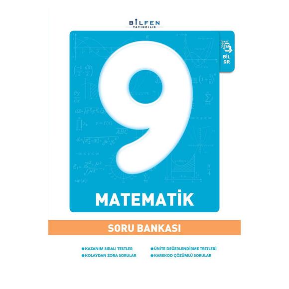Bilfen 9. Sınıf Matematik Soru Bankası