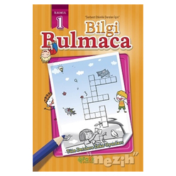 Bilgi Bulmaca İlkokul 1 - Thumbnail