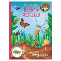 Böcekler ve Küçük Canlılar - Araştırma Dizisi - Thumbnail
