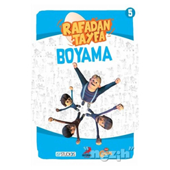 Boyama 5 - Rafadan Tayfa - Thumbnail