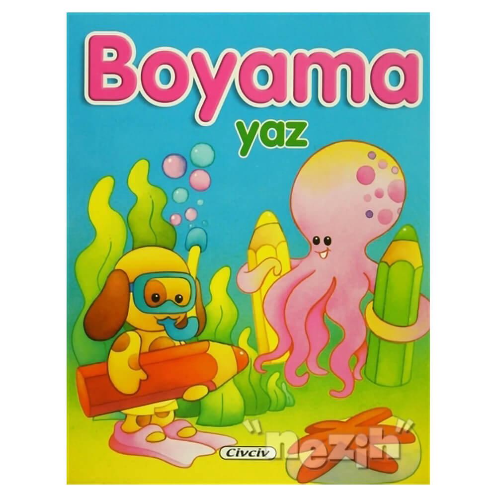 Boyama Yaz Nezih