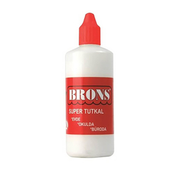 Brons Tutkal Beyaz 100 gr - Thumbnail