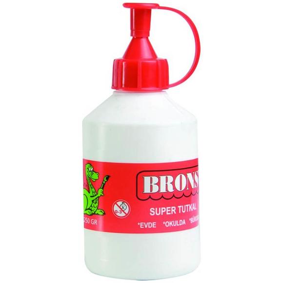 Brons Tutkal Beyaz 250 gr