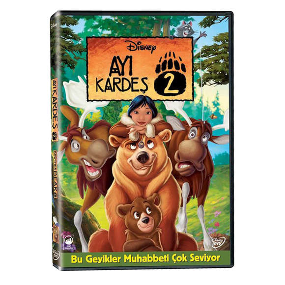 Brother Bear 2 - Ayı Kardeş 2 - DVD