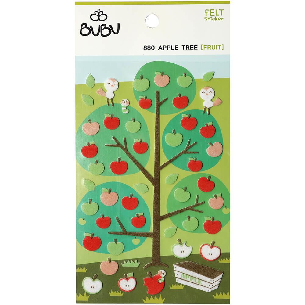 Bu Bu Kece Sticker Elma Agaci Ls0030 Nezih