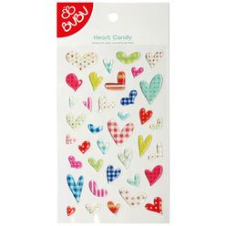 Bu-Bu Sticker Şeker Kalpler LS0011 - Thumbnail
