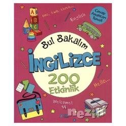 Bul Bakalım İngilizce 200 Etkinlik - Thumbnail