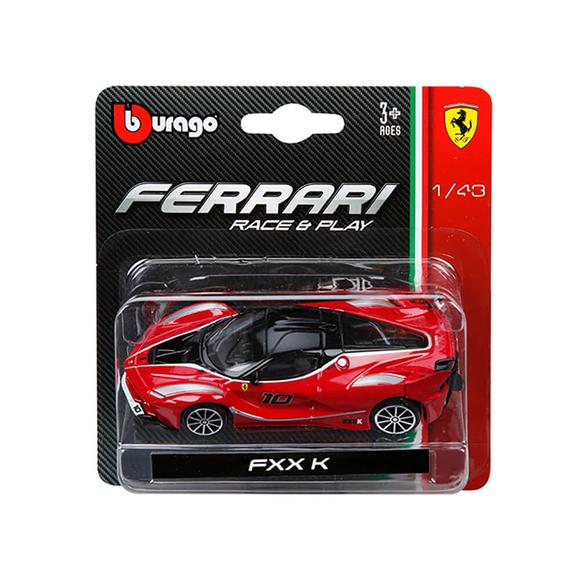 Burago Ferrari Araba 1:43 Ölçek S00036001