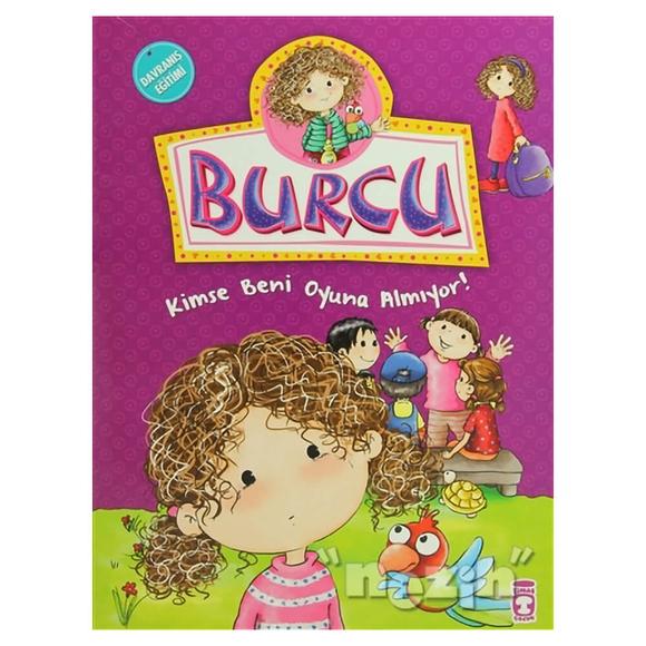 Burcu - Kimse Beni Oyuna Almıyor