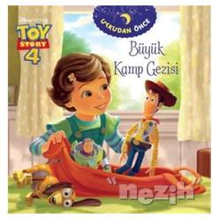 Büyük Kamp Gezisi - Toy Story 4 - Thumbnail