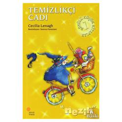 Büyülü Küçük Kitaplar 1 : Temizlikçi Cadı - Thumbnail