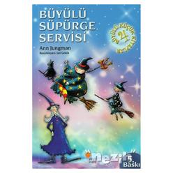 Büyülü Küçük Kitaplar - Büyülü Süpürge Servisi - Thumbnail