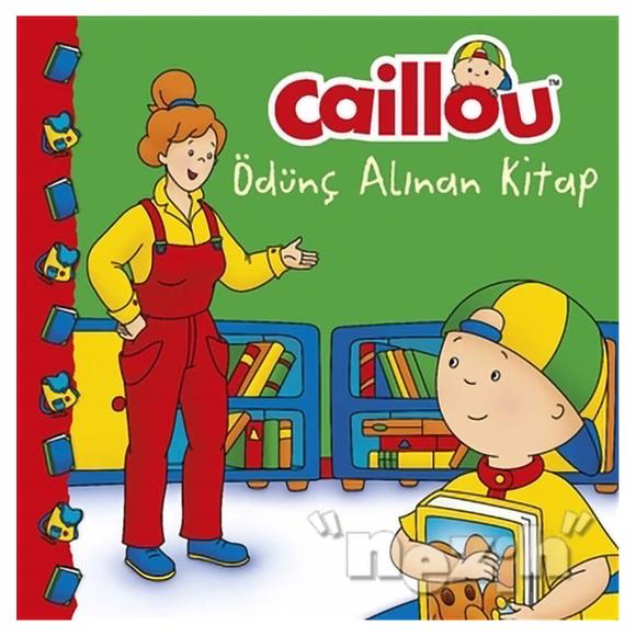 Caillou Ödünç Alınan Kitap