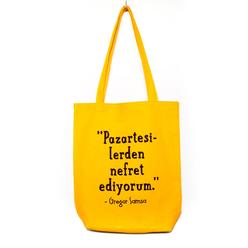 Can Dükkan Gregor Samsa Bez Çanta LFZ304 - Thumbnail