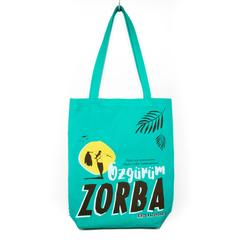 Can Dükkan Zorba Bez Çanta ÇDE302 - Thumbnail