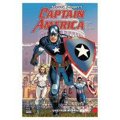 Captain America Steve Rogers - Çok Yaşa Hydra - Thumbnail