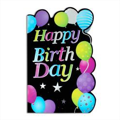 Card Group Tebrik Kartı Birthday Balloons 3663 - Thumbnail