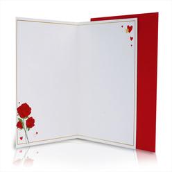 Card Group Tebrik Kartı Elegant Roses 3725 - Thumbnail