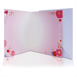 Card Group Tebrik Kartı Sparkly Heart 15002 - Thumbnail