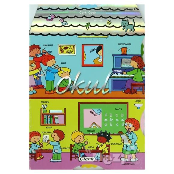 Çarkı Çevir - Okul