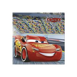 Cars 3 Baskılı Kağıt Peçete 33x33 cm 20'li - Thumbnail