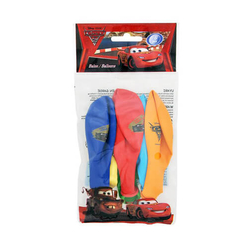 Cars Balon 6'lı - Thumbnail