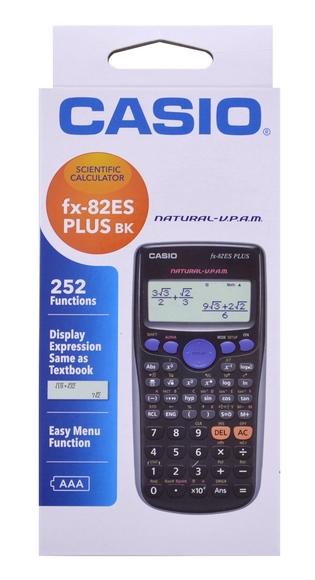 Casio Bilimsel Ders Kitabı Ekranı Hesap Mekinesi FX-82ES