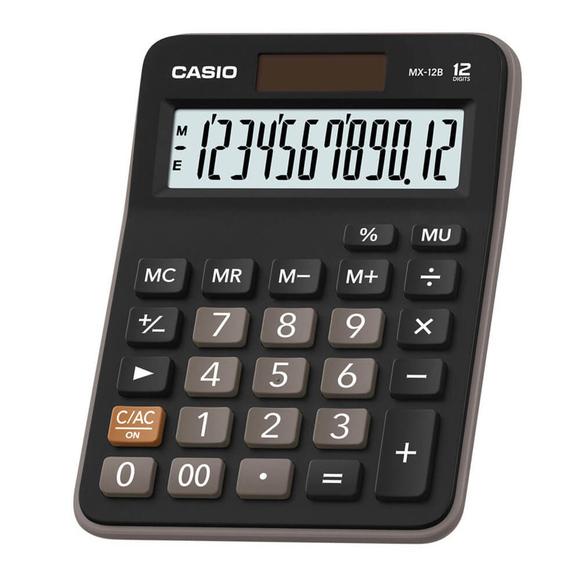 Casio Hesap Mekinesi MZ-12S