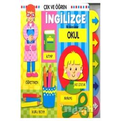 Çek ve Öğren İngilizce - Okul - Thumbnail