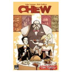 Chew Bölüm 3: Tatlı Niyetine - Thumbnail