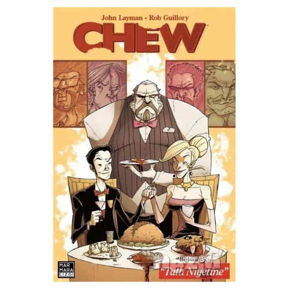 Chew Bölüm 3: Tatlı Niyetine