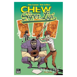 Chew Cilt 5: Chew Süper Ligi - Thumbnail