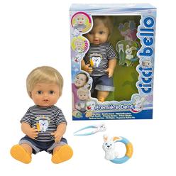 Cicciobello İlk Dişim Bebek Seti - Thumbnail