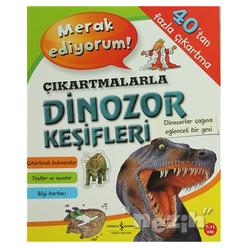 Çıkartmalarla Dinozor Keşifleri - Thumbnail