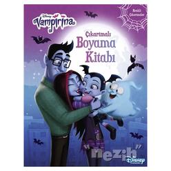 Çıkartmalı Boyama Kitabı - Disney Vampirina - Thumbnail